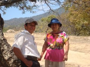Pancho and Fidelina  - cacao community in Northern Peru