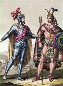 AS021_Hernan-Cortes_Moctezuma-II