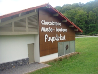 Chocolaterie Puyodebat