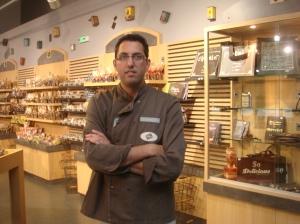 Chocolatier Christophe Pu