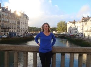 Bayonne, Ardour river view