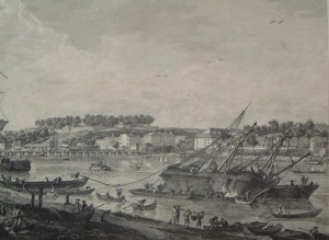 Bayonne Port 18th Century