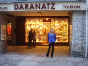 Daranatz chocolate shop