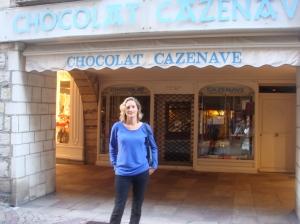 Chocolatier Cazenave