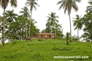 Loma Sotavento, Valrhona plantation