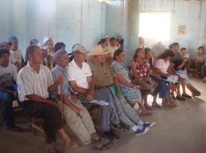Cocoa farming community of Palo Blanco Peru
