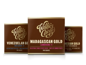 Willie's Cacao tablets