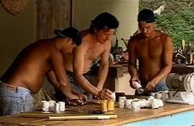 Willie's chocolate-making in Venezuela