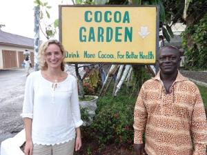 Cocoa Garde, CRIG
