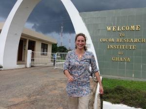 CRIG, Ghana