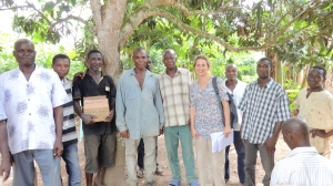 Ghana research