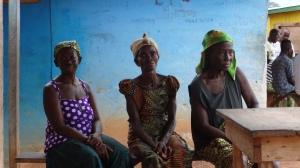Women cocoa farmers, Juabeso