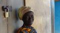 Ghana woman cocoa farmer