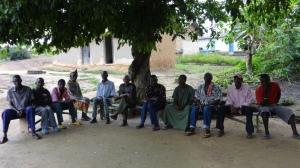 Ghana cocoa farmers